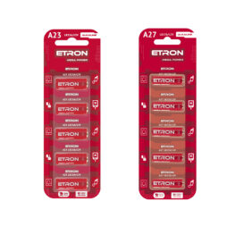 Алкалиновые батарейки 12v