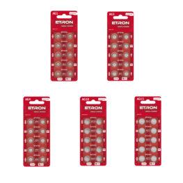 Алкалиновые батарейки серии AG