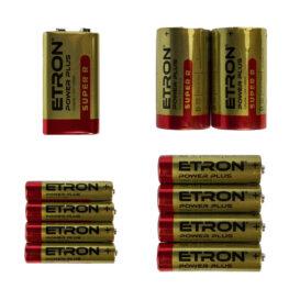 Cолевые батарейки